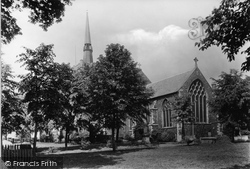 Church Of St Peter And St Mary 1922, Stowmarket