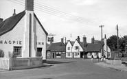 Stowmarket, Combs Corner c1955