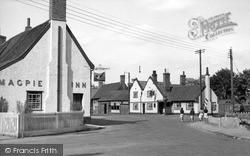 Combs Corner c.1955, Stowmarket