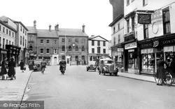 Ipswich Street And Market Place c.1950, Stowmarket