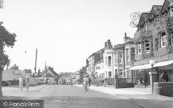 Ipswich Street c.1955, Stowmarket