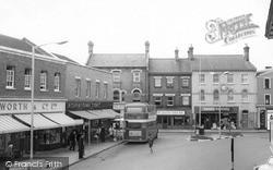 Market c.1960, Stowmarket