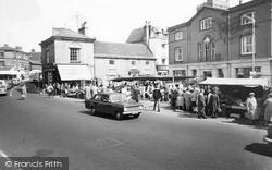 Market c.1965, Stowmarket