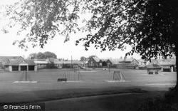 Recreation Ground c.1960, Stowmarket