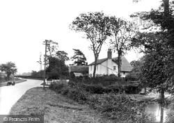 Stowupland, Elm Farmhouse 1934