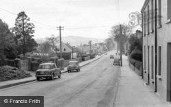 Main Street c.1960, Stranorlar