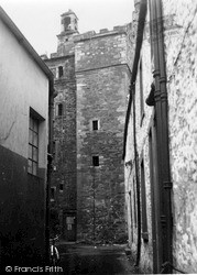 Stranraer, Castle 1951