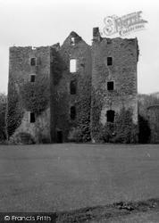 Stranraer, Castle Kennedy 1958