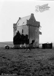 Stranraer, Craigcaffie Tower 1951