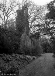 Stranraer, Logan Castle 1958