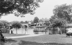Boathouse 1922, Stratford-Upon-Avon