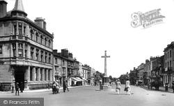 Stratford-Upon-Avon, Bridge Street 1922