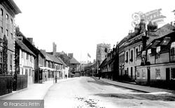 Church Street 1892, Stratford-Upon-Avon