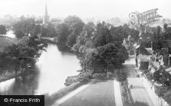 Stratford-Upon-Avon, General View c.1931
