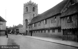 Stratford-Upon-Avon, Grammar School 1922