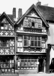 Harvard House 1922, Stratford-Upon-Avon