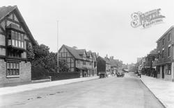 Henley Street 1922, Stratford-Upon-Avon