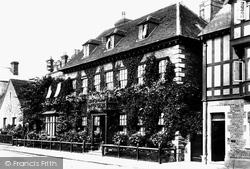 Marie Corelli's House 1892, Stratford-Upon-Avon