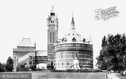 Stratford-Upon-Avon, Memorial Theatre 1892