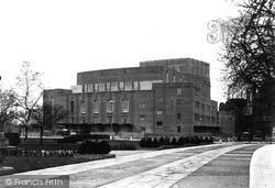 New Memorial Theatre c.1935, Stratford-Upon-Avon