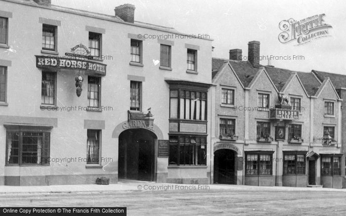 Photo of Stratford-Upon-Avon, Red House and Golden Lion 1892, ref. 31076