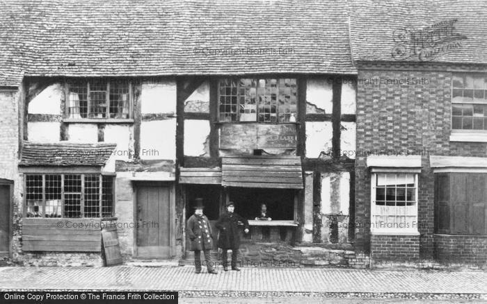 Photo Of Stratford Upon Avon Shakespeares Birthplace Before Restoration C1850