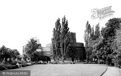 Stratford-Upon-Avon, The Royal Shakespeare Theatre c.1965