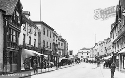 Stratford-Upon-Avon, The Town Centre 1892