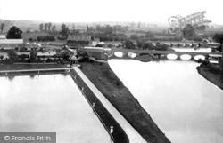 Stratford-Upon-Avon, Two Bridges 1892