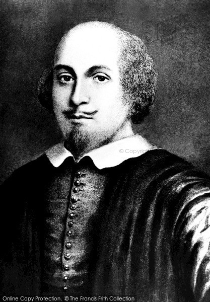 Photo Of Stratford Upon Avon William Shakespeare 1564 1616