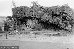 Strathdon, Colquhonny Castle 1950