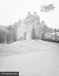 Strathpeffer, Castle Leod 1952