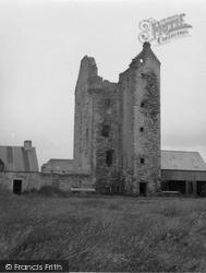 Strathpeffer, Fairburn Tower 1952