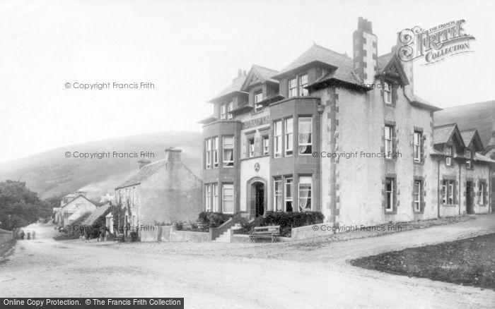 Photo of Strathyre, Temperance Hotel 1899