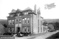 Strathyre, Temperance Hotel 1901