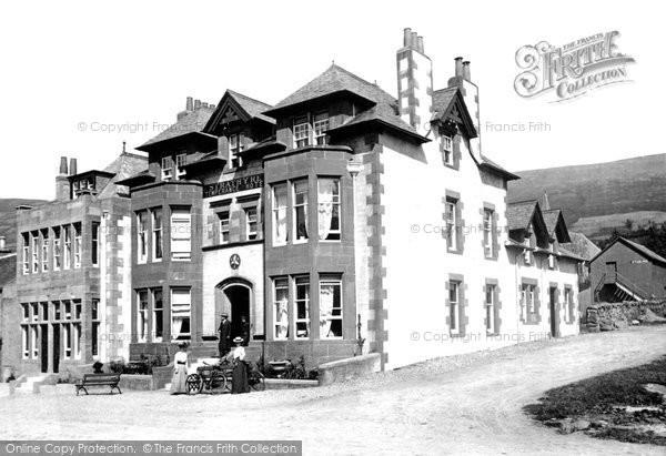 Photo of Strathyre, Temperance Hotel c1915