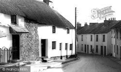 Antique Cottages c.1955, Stratton