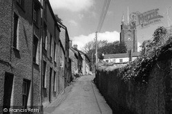 Back Lane c.1955, Stratton