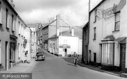 Bridge Street c.1965, Stratton
