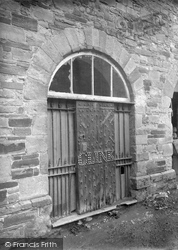Door Of The Clink - Ancient Lock Up 1935, Stratton