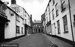 Fore Street c.1955, Stratton