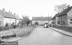 Stratton-on-The-Fosse, The Mead c.1955