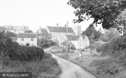 Stratton-on-The-Fosse, The Pound c.1955