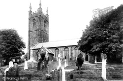 Stratton, St Andrew's Church 1906