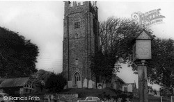 St Andrew's Church c.1965, Stratton