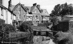 The Bay Tree Hotel c.1955, Stratton