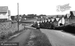 The Bude Road c.1955, Stratton