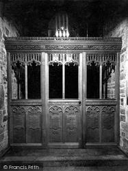 The Church Screen 1920, Stratton