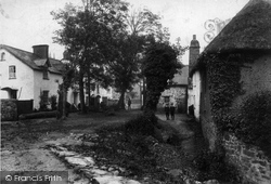 Stratton, The Leat 1910