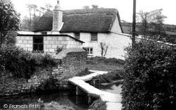 The Old Bridge c.1955, Stratton
